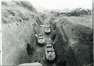 japan suicide boats